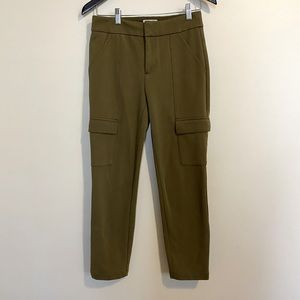 Anthropologie cargo ankle pant